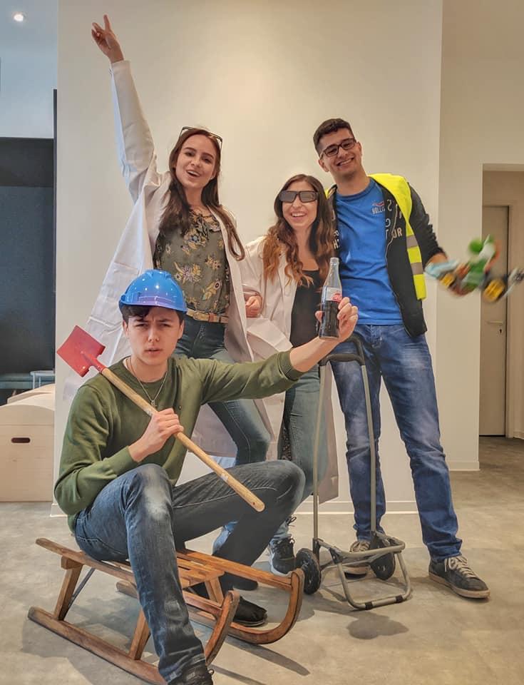 AdventureRoomsHamburg Testgruppe