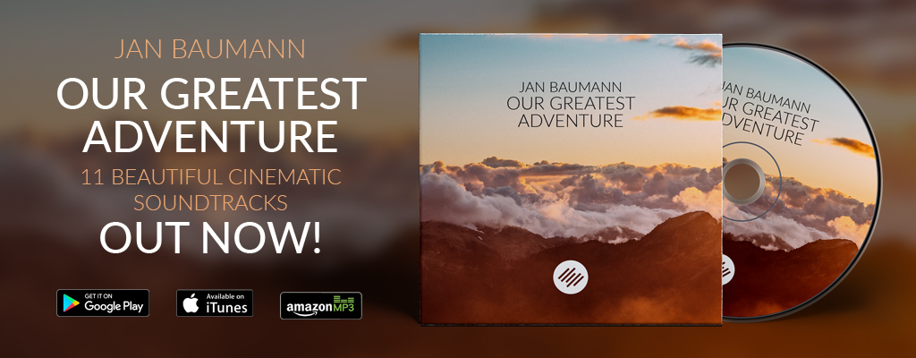 AdventureRooms Our greatest Adventures Soundtrack Escape Game