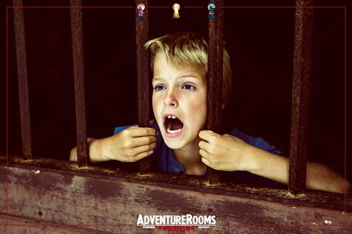 Rätselvergnügen für Schulklassen im Escape Room